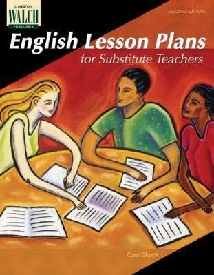 English Lesson Plans for Substitute Teachers als Taschenbuch