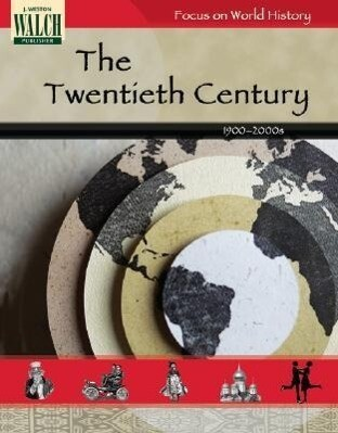 Focus on World History: The Twentieth Century als Taschenbuch