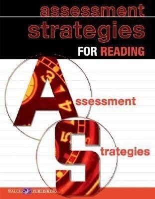 Assessment Strategies for Reading als Taschenbuch