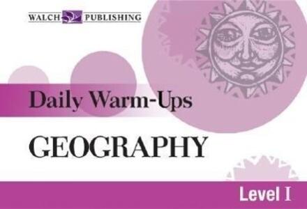 Daily Warm-Ups for Geography als Taschenbuch