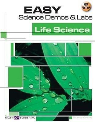 Easy Science Demos & Labs: Life Science als Taschenbuch