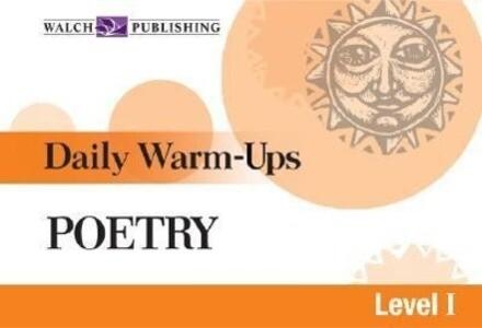 Daily Warm-Ups for Poetry als Taschenbuch