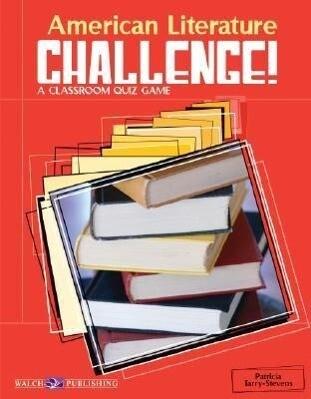 American Literature Challenge!: A Classroom Quiz Game als Taschenbuch