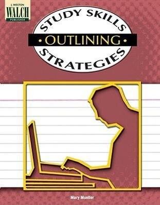 Study Skills Strategies: Outlining als Taschenbuch