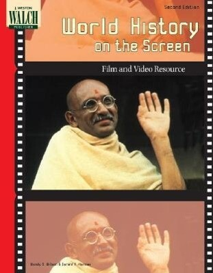 World History on the Screen: Film and Video Resources als Taschenbuch