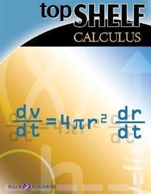Top Shelf Calculus als Taschenbuch