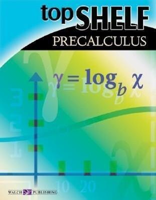 Top Shelf: Precalculus als Taschenbuch
