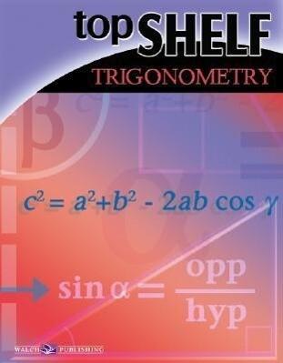 Top Shelf: Trigonometry als Taschenbuch