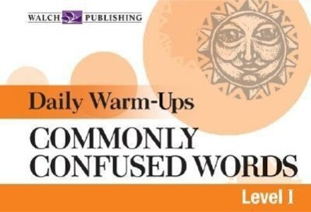 Daily Warm-Ups for Commonly Confused Words als Taschenbuch