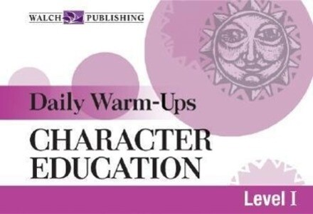 Daily Warm-Ups for Character Education als Taschenbuch