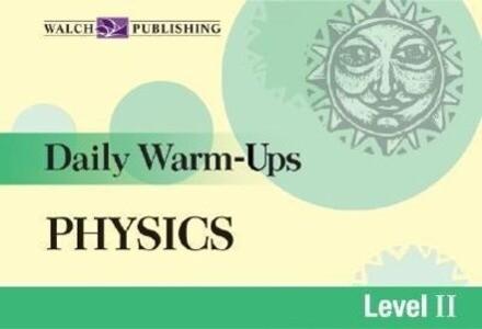 Daily Warm-Ups for Physics als Taschenbuch