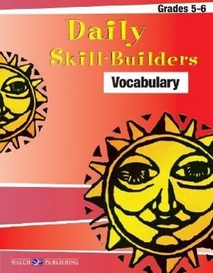 Daily Skill-Builders for Spelling & Phonics: Grades 5-6 als Taschenbuch