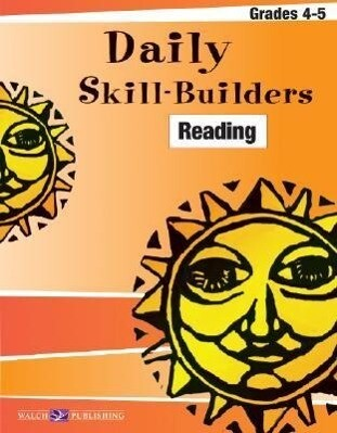 Daily Skill-Builders for Reading: Grades 4-5 als Taschenbuch