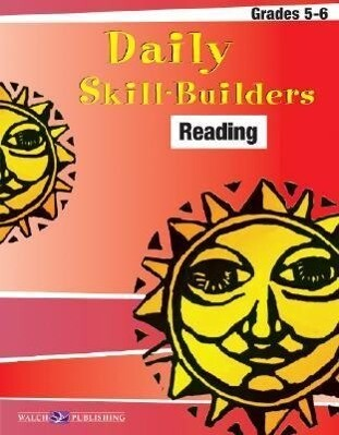 Daily Skill-Builders for Reading: Grades 5-6 als Taschenbuch
