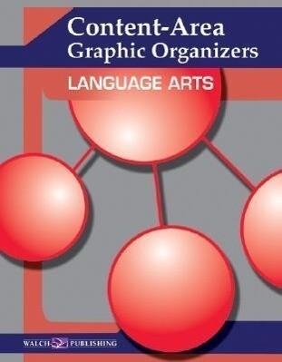 Content-Area Graphic Organizers for Language Arts als Taschenbuch