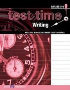 Test Time! Practice Books That Meet the Standards: Writing als Taschenbuch