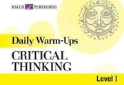 Daily Warm-Ups for Critical Thinking: Level 1