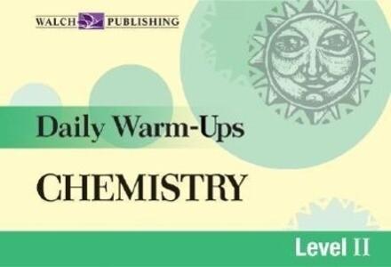 Daily Warm-Ups for Chemistry als Taschenbuch