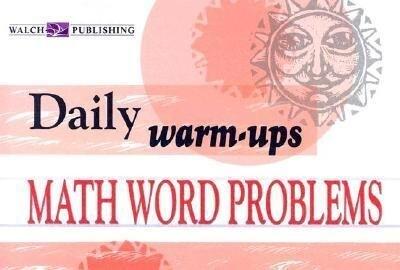 Math Word Problems als Taschenbuch