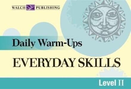 Daily Warm-Ups for Everyday Skills als Taschenbuch