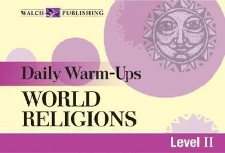 Daily Warm-Ups for World Religions als Taschenbuch