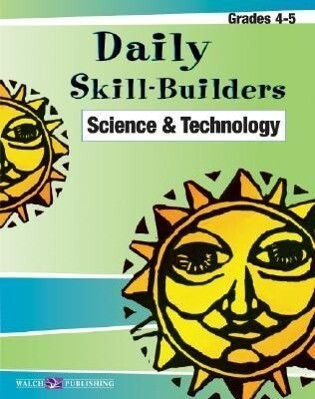 Daily Skill-Builders for Science & Technology: Grades 3-4 als Taschenbuch