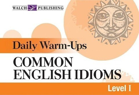 Daily Warm-Ups for Common English Idioms als Taschenbuch