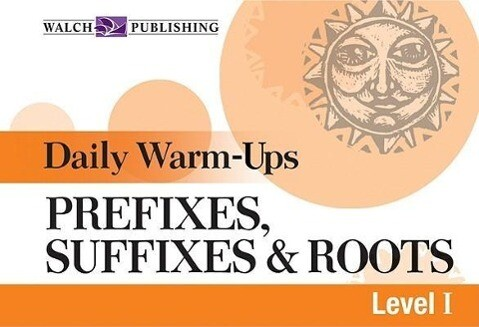 Daily Warm-Ups for Prefixes, Suffixes, & Roots als Taschenbuch