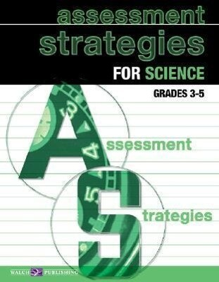 Assessment Strategies for Science: Grades 3-5 als Taschenbuch