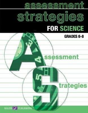 Assessment Strategies for Science: Grades 6-8 als Taschenbuch