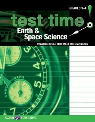 Test Time! Practise Books That Meet the Standards: Earth & Space Science als Taschenbuch