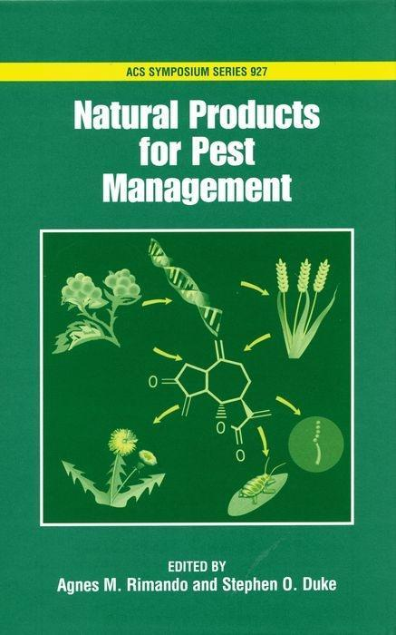 Natural Products for Pest Management als Buch