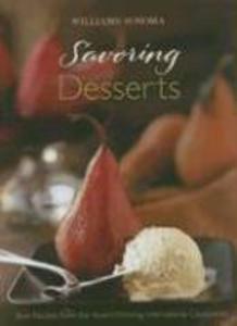 Williams-Sonoma Savoring Desserts als Buch