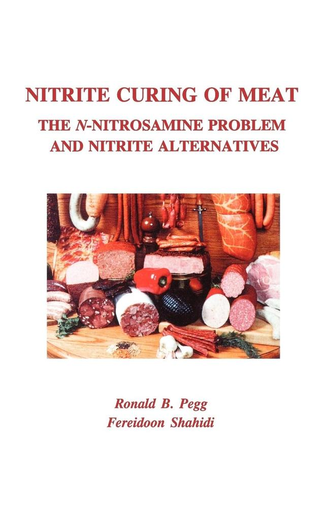 Nitrite Curing of Meat als Buch