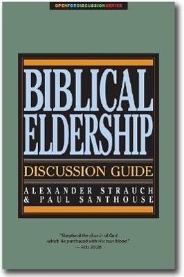 Biblical Eldership Discussion Guide als Taschenbuch