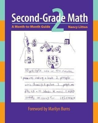 Second-Grade Math: A Month-To-Month Guide als Taschenbuch
