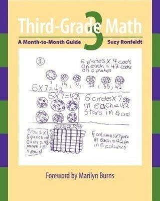 Third-Grade Math: A Month-To-Month Guide als Taschenbuch