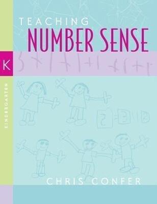 Teaching Number Sense, Kindergarten als Taschenbuch