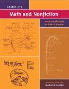 Math and Nonfiction, Grades 3-5 als Taschenbuch