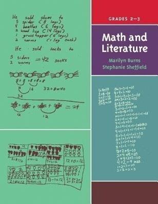Math and Literature, Grades 2-3 als Taschenbuch