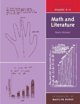 Math and Literature, Grades 4-6 als Taschenbuch
