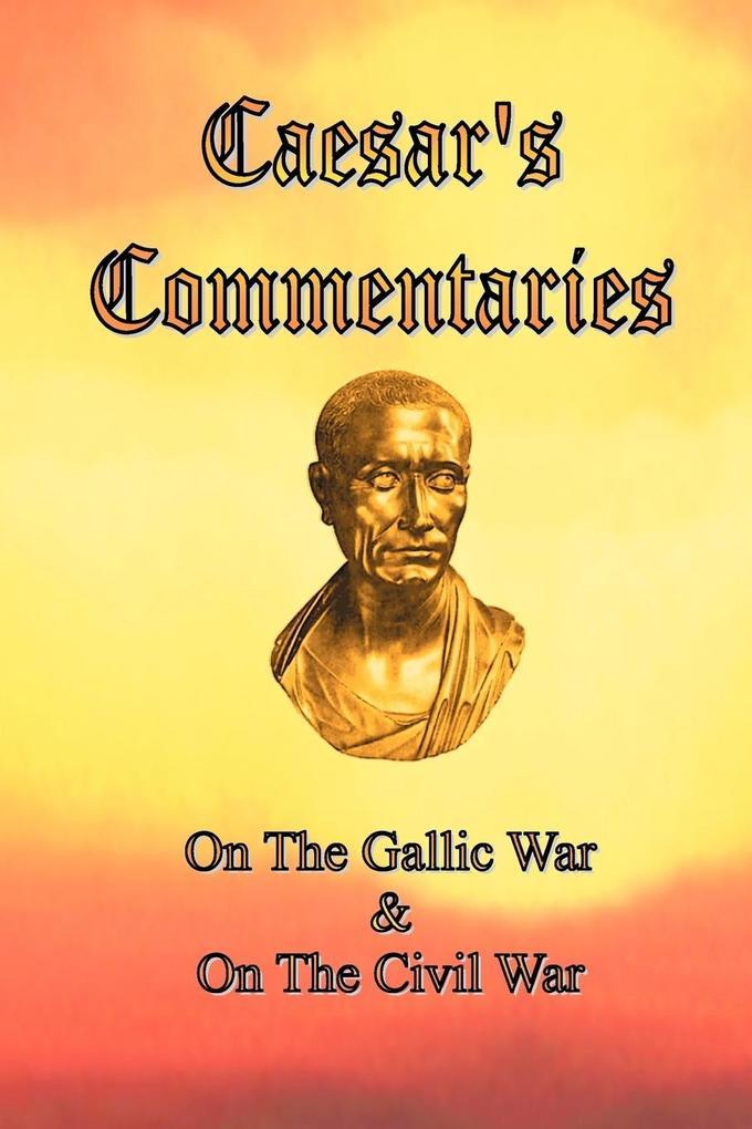 Caesar's Commentaries als Buch