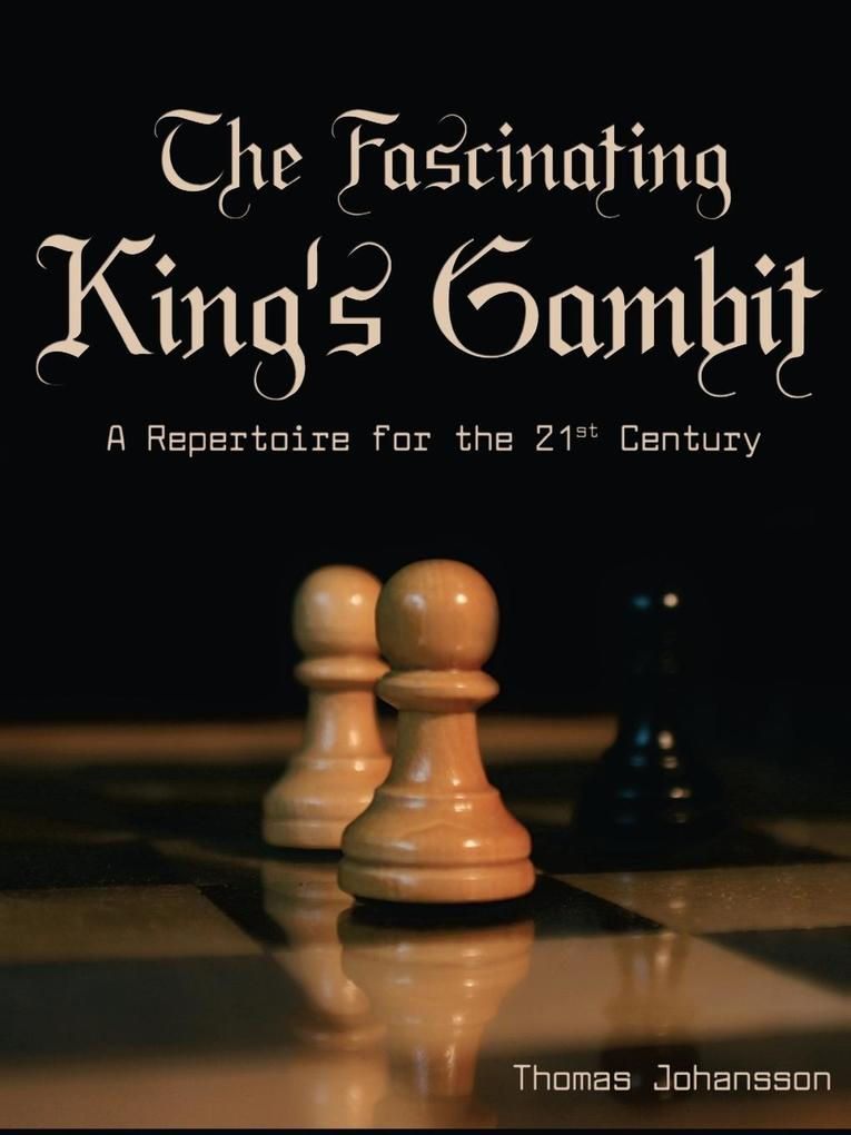 The Fascinating King's Gambit als Taschenbuch