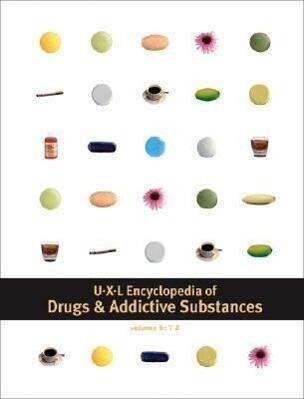 UXL Ency Drugs & Addctv Sub 5v als Buch