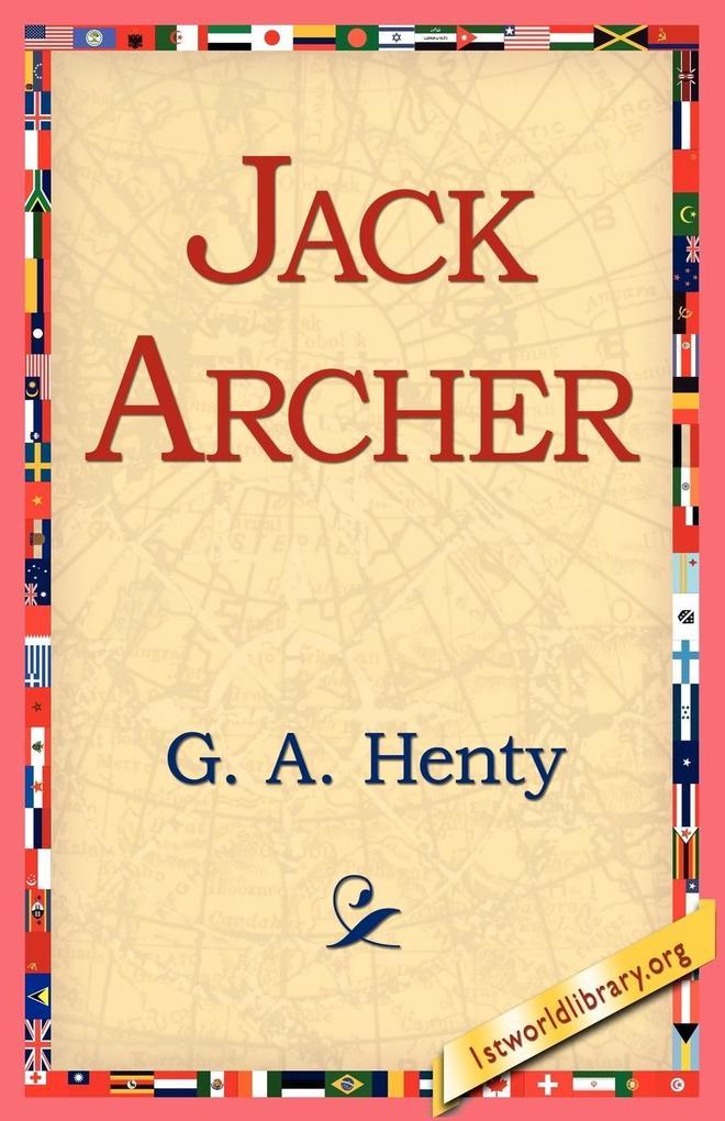 Jack Archer als Taschenbuch