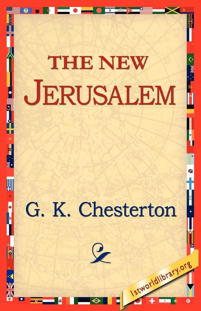 The New Jerusalem als Taschenbuch