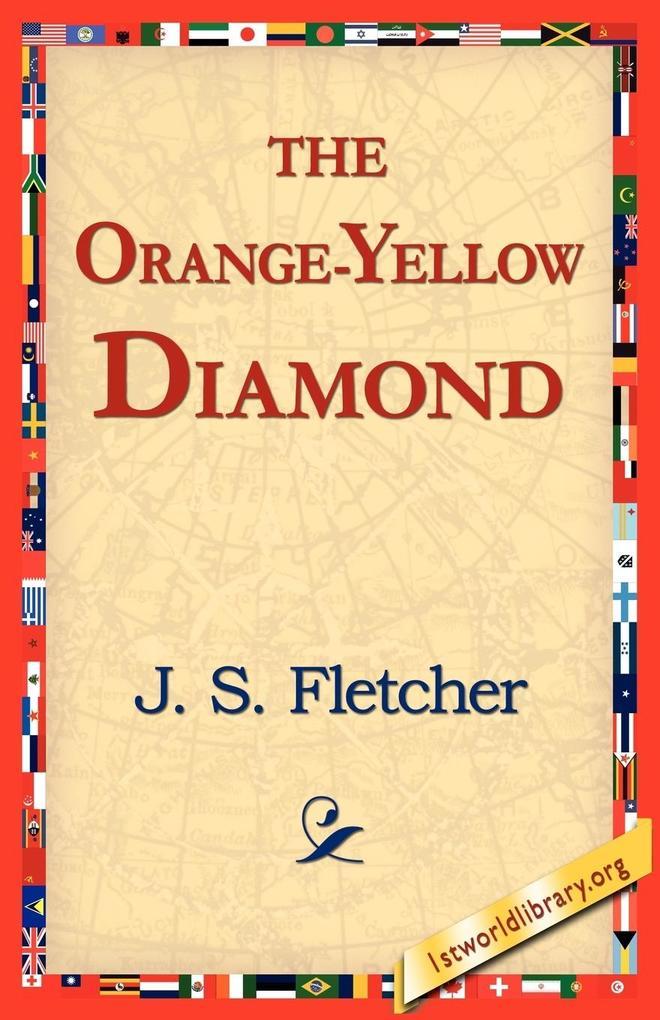 The Orange-Yellow Diamond als Taschenbuch