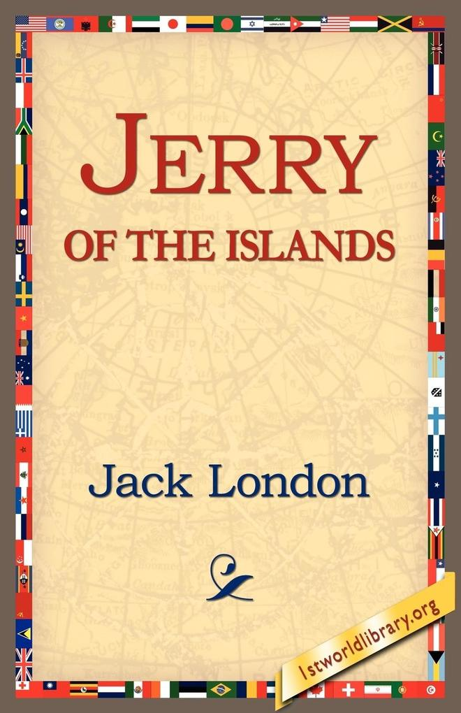 Jerry of the Islands als Taschenbuch