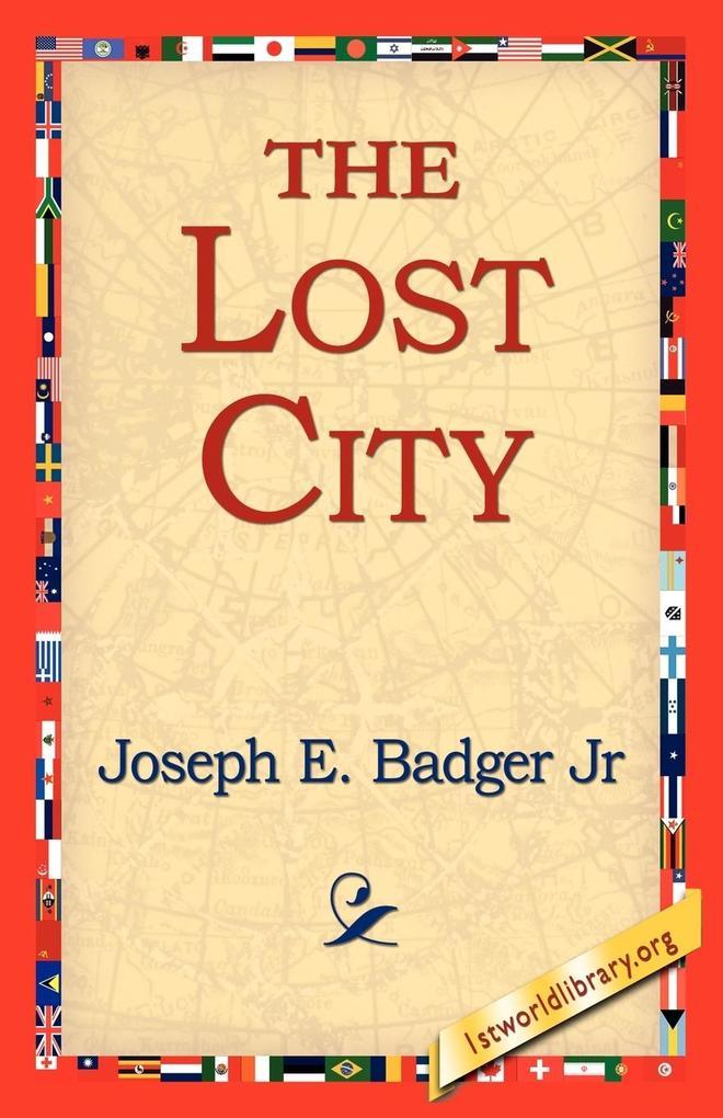 The Lost City als Taschenbuch