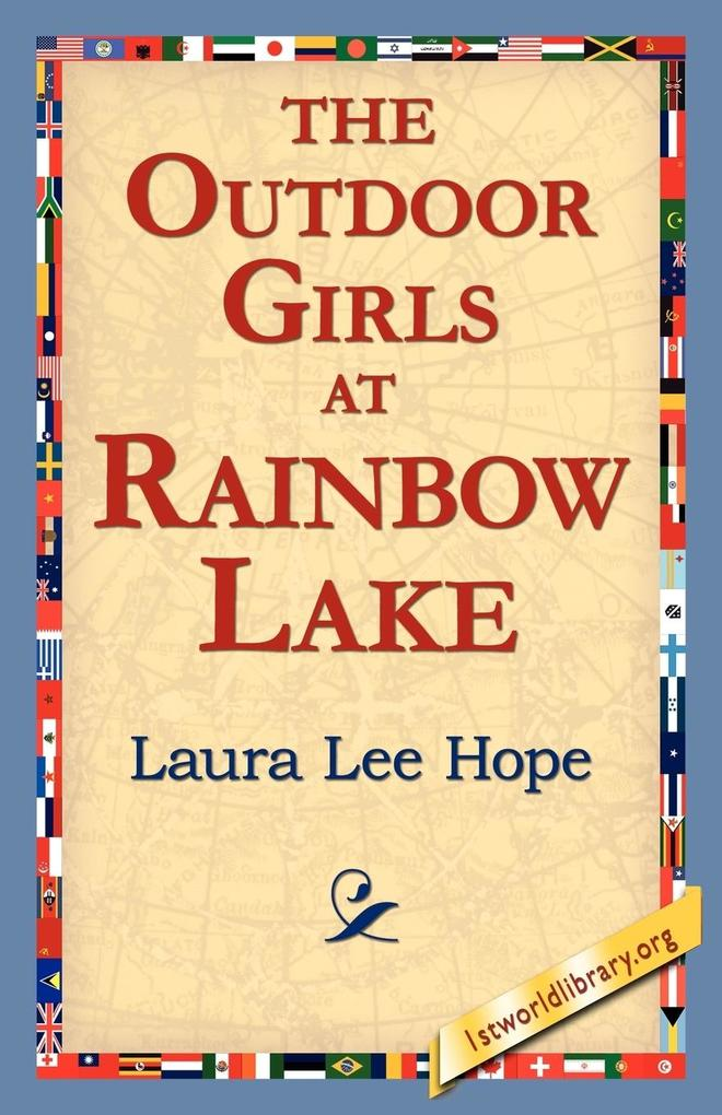 The Outdoor Girls at Rainbow Lake als Taschenbuch